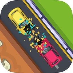 Don't Crash Simulator Racing - Crazy Car Highway
