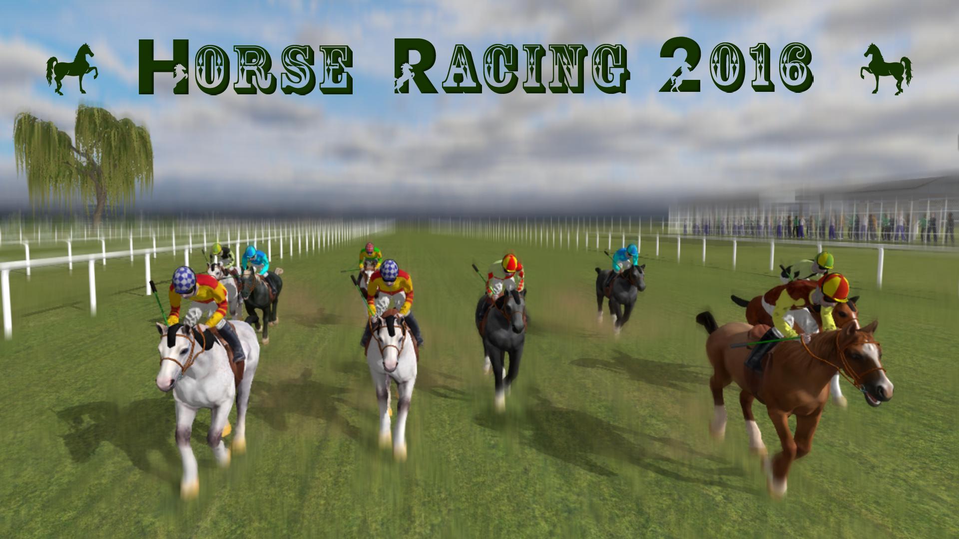 Horse Racing 2016 screenshot 11