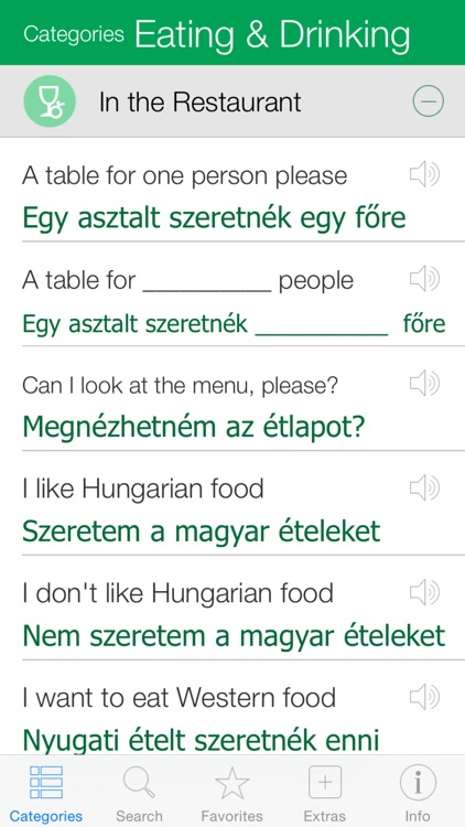 Hungarian Pretati - Speak with Audio Translation screenshot-1