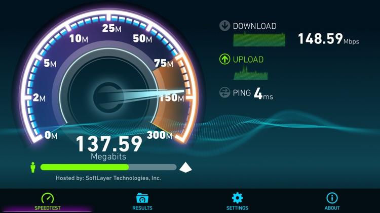 Speedtest by Ookla screenshot-4