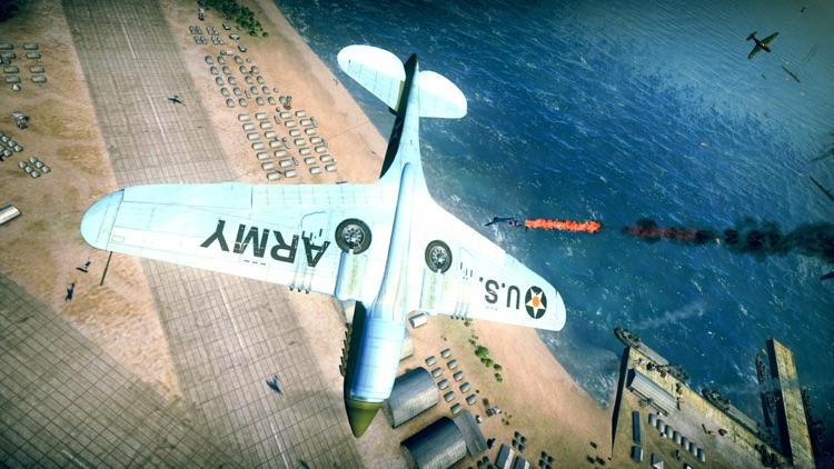 XP-50 Birds: Revenge of Battle