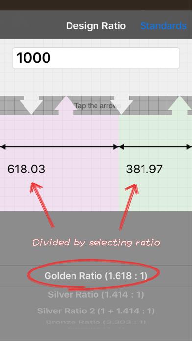 One-Touch Design Calculator screenshot one