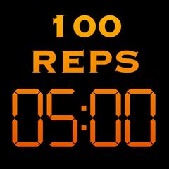 100 Reps 5 Minutes Calisthenics Challenge Everyday