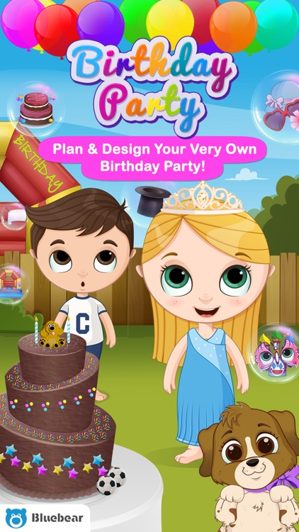 Birthday Party! - Party Planner