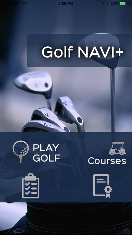 Golf NAVI Pro