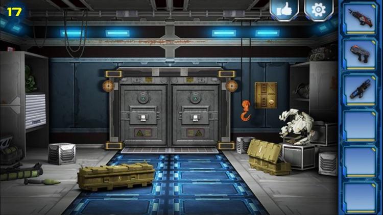密室逃脱:神秘特工逃亡2