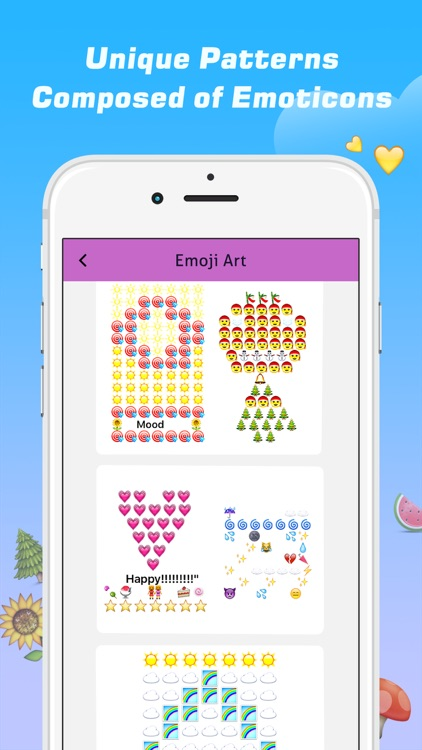 Emoji Free – Emoticons Art and Cool Fonts Keyboard screenshot-3