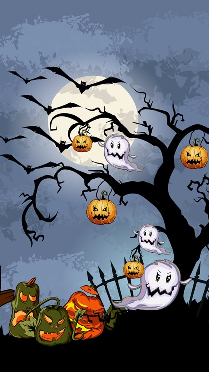 Halloween Sticker, Emoji - Fv Pack 04 screenshot-0
