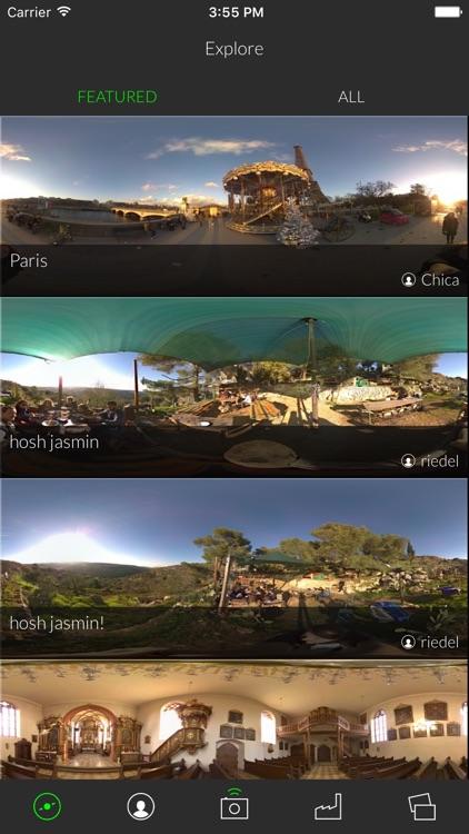 Panono screenshot-3