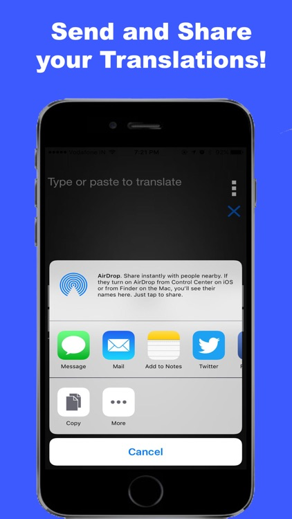 Multi Language Translator Pro screenshot-3
