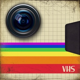 Retro VHS - Old School Video Camcorder & Camera