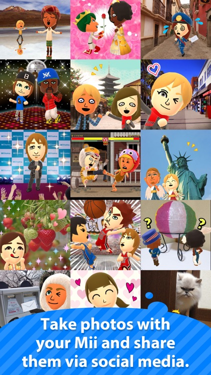 Miitomo screenshot-4