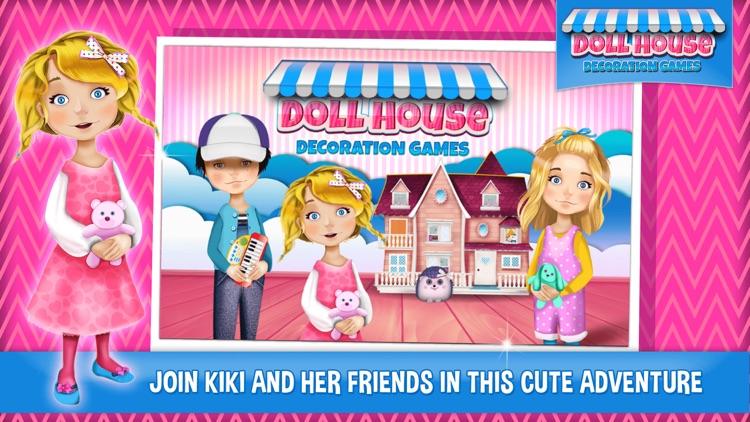Doll House Decoration Games: Dream Home Design.er screenshot-4