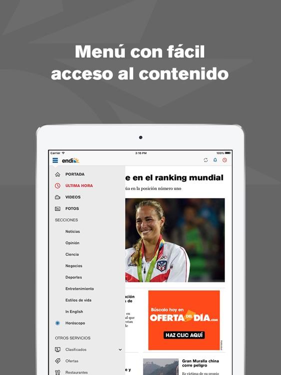 El Nuevo Día for iPad screenshot-4