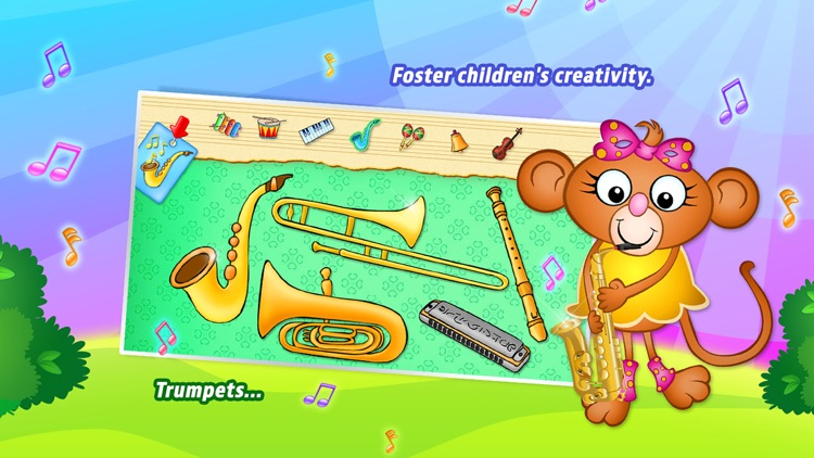 123 Kids Fun MUSIC Free Top Music Games for Kids screenshot-2