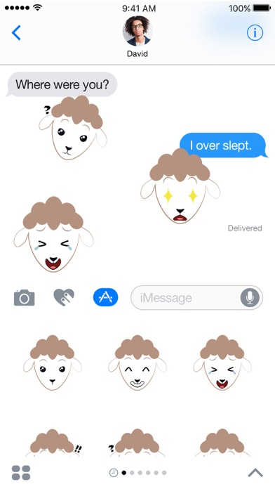 Screenshot #5 for Sheep Expressions