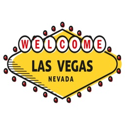 Las Vegas Stickers - Casino, Jackpot and Roulette