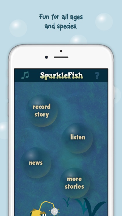 SparkleFish screenshot-3