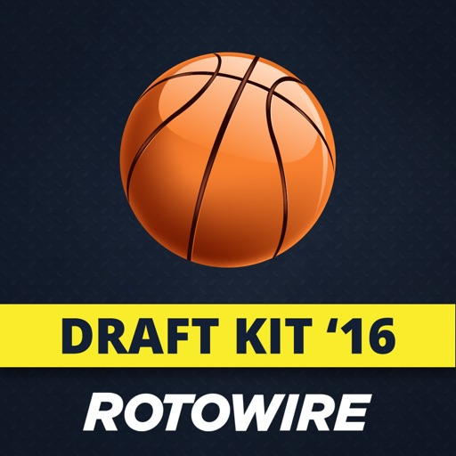 RotoWire Fantasy Basketball Draft Kit 2016 icon