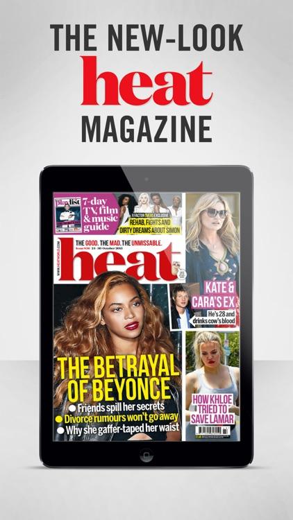 heat Magazine - showbiz & celebrity news & gossip