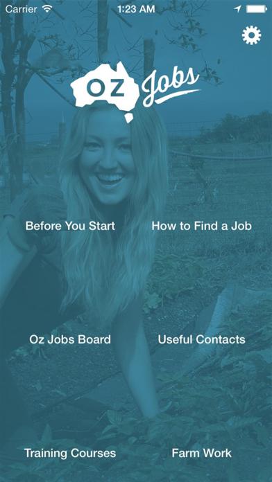 Oz Jobs screenshot three