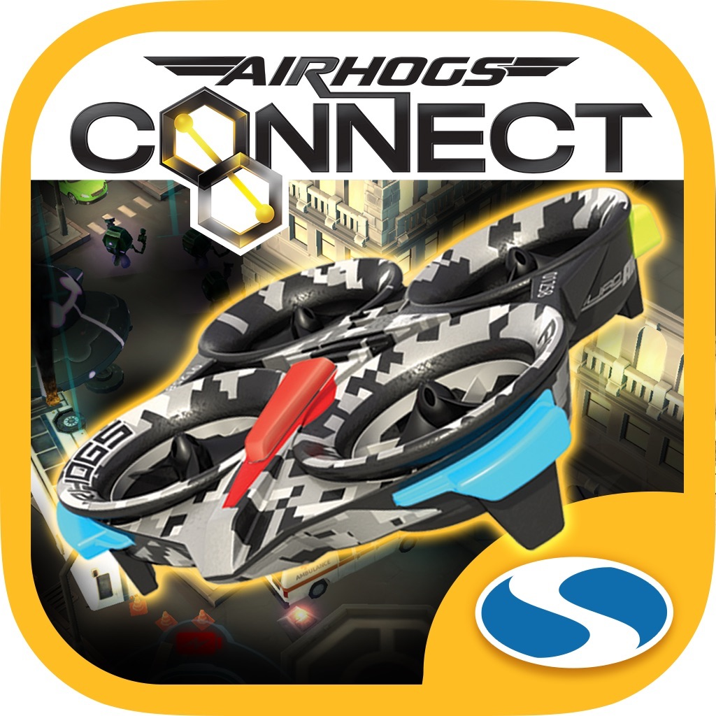 Air Hogs Connect: Mission Drone hack