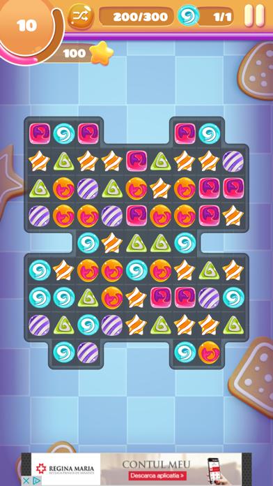 Anti Cookie Crunch screenshot one