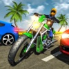 Bike racing Highway Traffic Wheeling 3D master - iPhoneアプリ