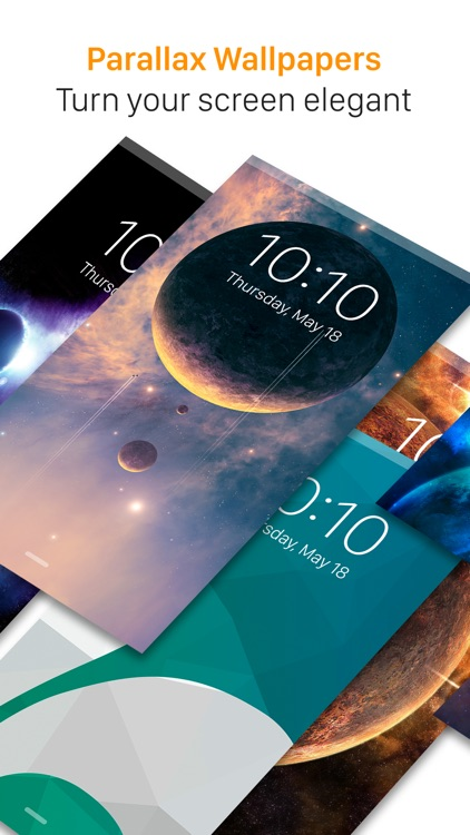 Parallax Pro Wallpapers & Backgrounds