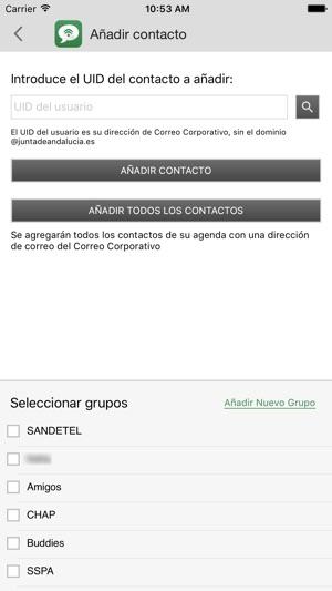 Mensajería Junta On The App Store