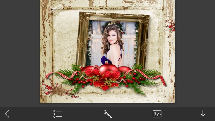 New Year Photo Frame - Picture Editor screenshot-2