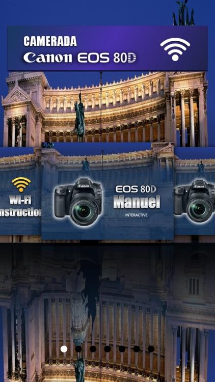 Camerada for Canon 80D