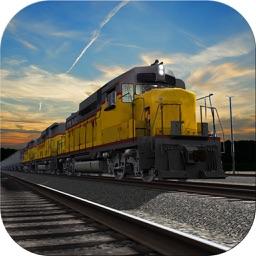 Rail Road Simulator 2016