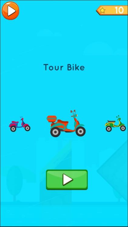 Moto Race fly  - Motorcycle driver screenshot-4