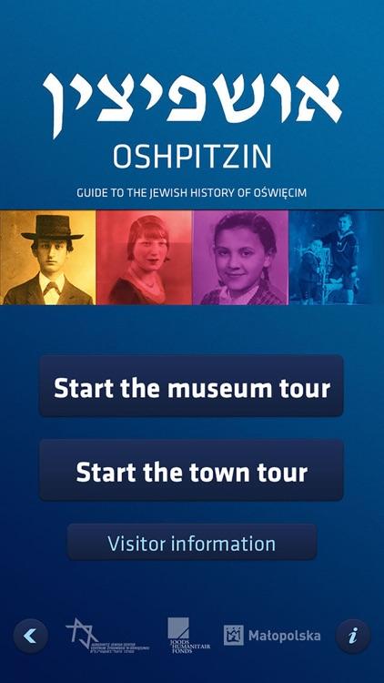 Oshpitzin. The Jewish History of Oswiecim