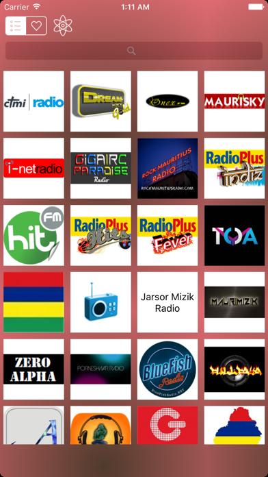 Radio  Mauritius screenshot one