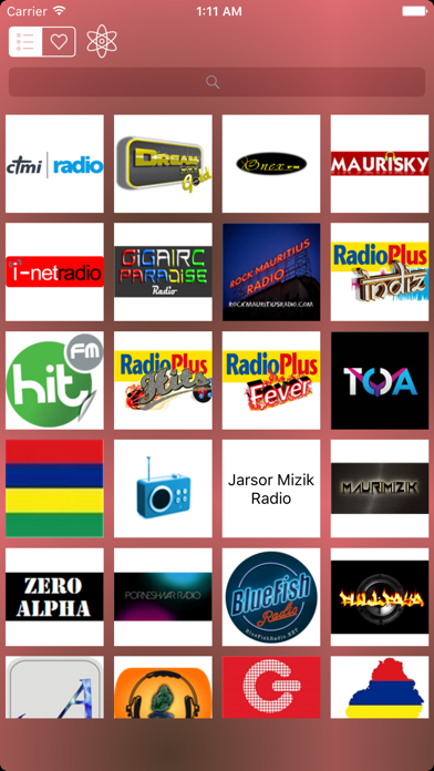 Radio  Mauritius screenshot one
