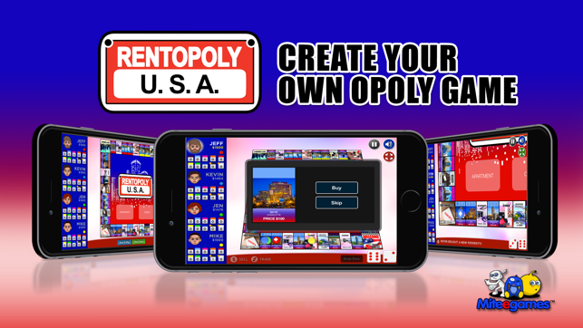 rentopoly usa on the app store. Black Bedroom Furniture Sets. Home Design Ideas