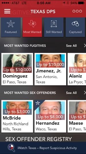 Dps Sex Offender App