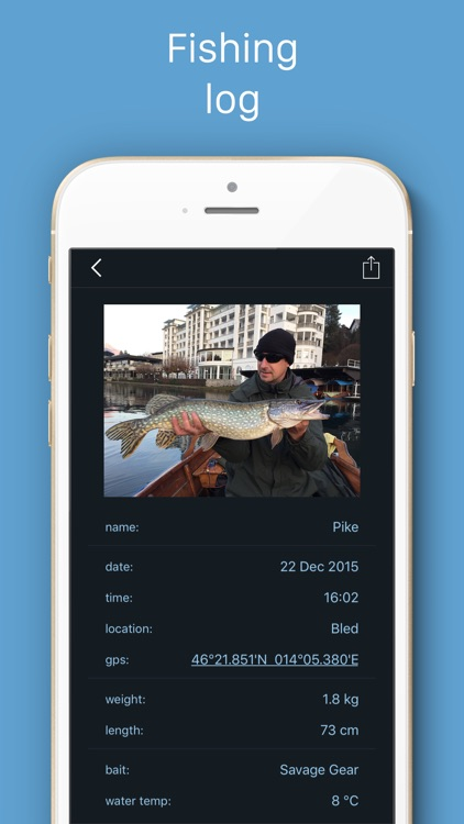Fishing Calendar LT, best fishing & bite times