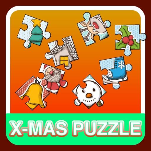 Christmas Puzzle Fun Game!! - Free