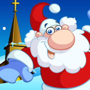 Christmas Games with Santa Claus for Boys & Girls