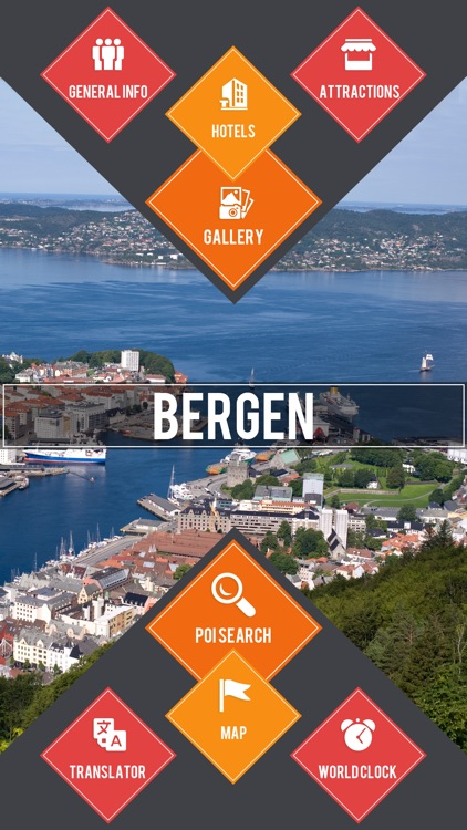Bergen Tourist Guide screenshot-1