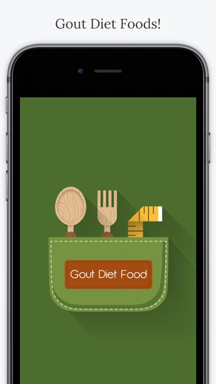 Gout Diet Foods screenshot-0