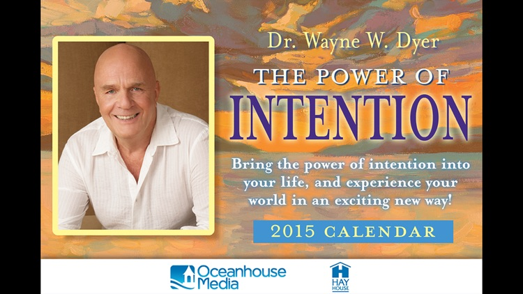 The Power of Intention 2015 Calendar - Wayne Dyer