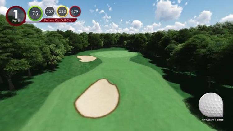 Durham City Golf Club By Whole In 1 Golf Ltd