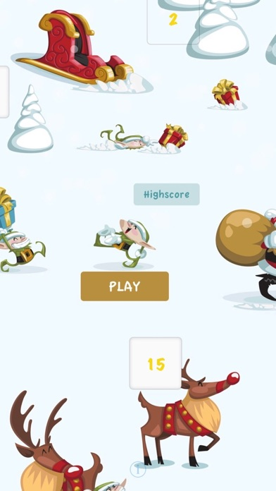 Santa Claus AdventskalenderScreenshot von 1