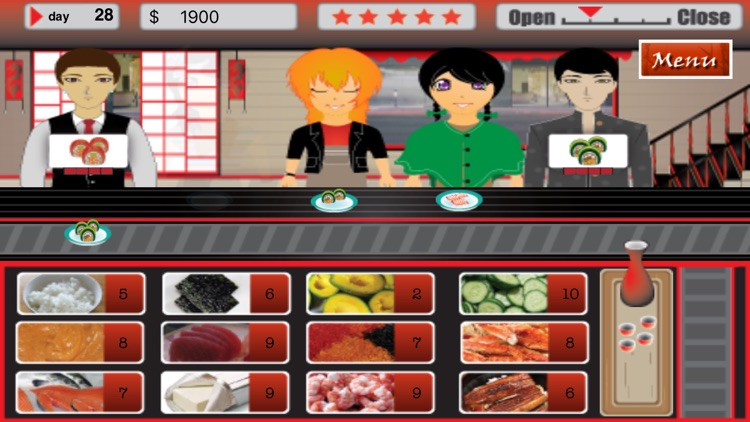 Suzie's Sushi House screenshot-1