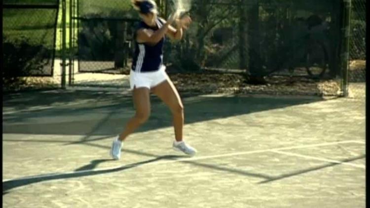 Tennis Movement on The Court - Pat Etcheberry screenshot-4