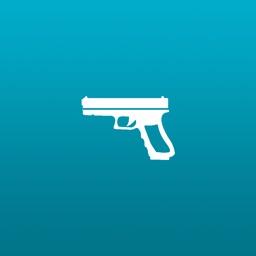 Gun Sticker Pack